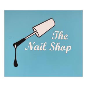 The Nail Shop Logo